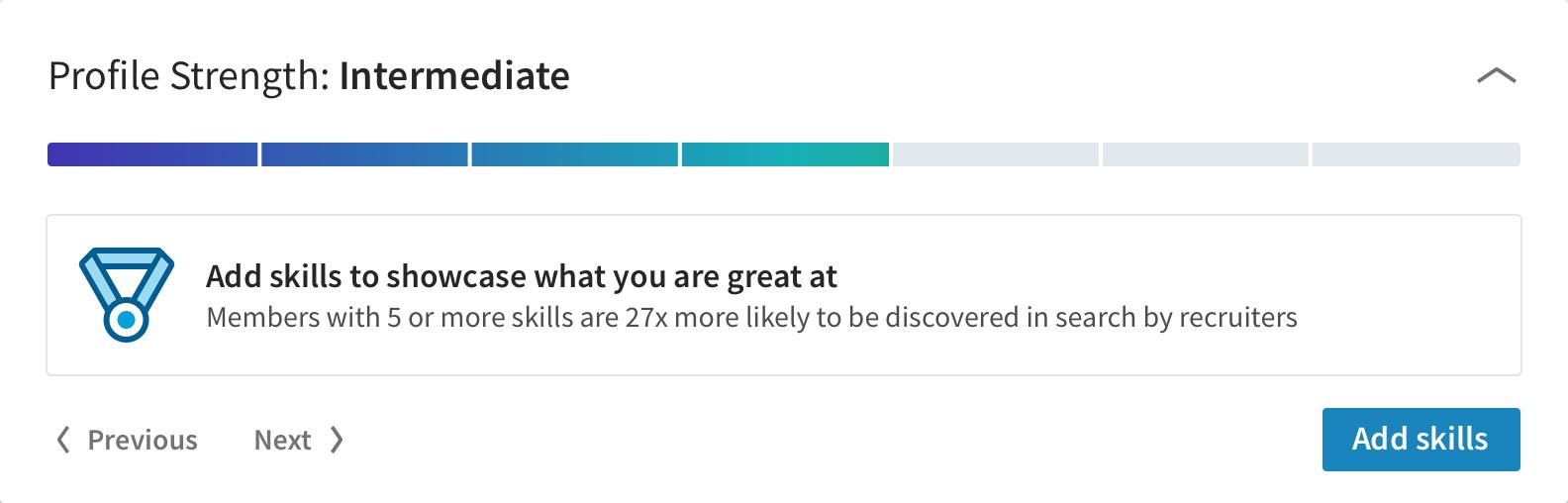 LinkedIn - Gamification