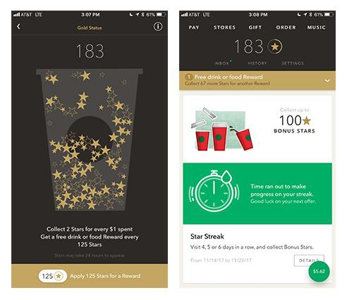 Starbucks - Gamification