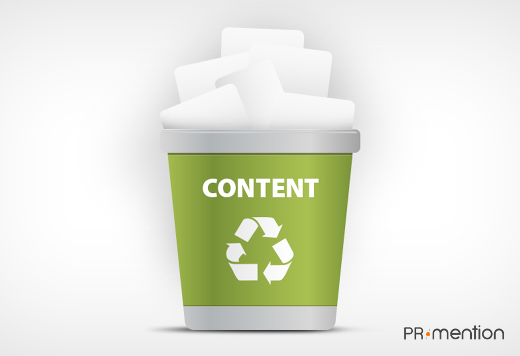 Blog Content Repurposing