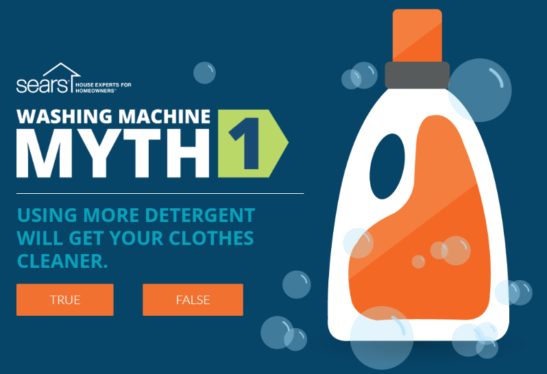 Washing Machine Myths